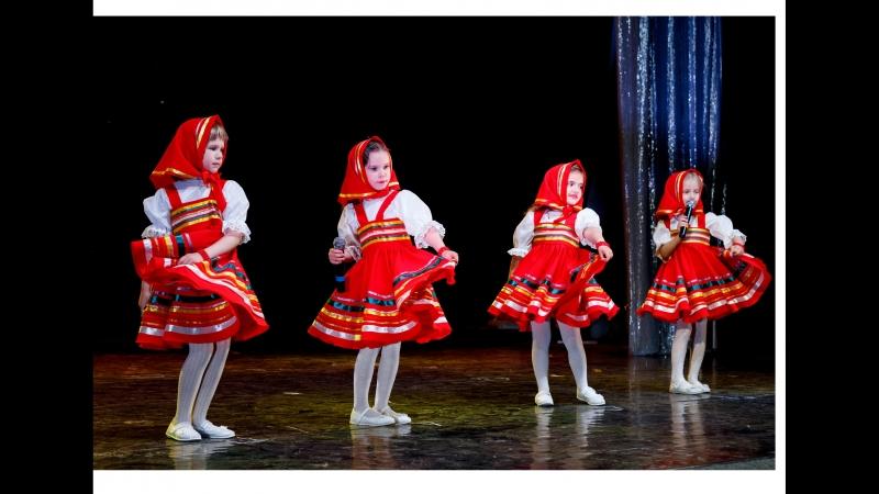 Русские матрёшечки АТМОСФЕРА 26 мая 2018 театр эстрады