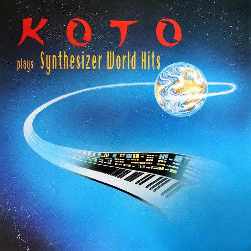 Koto альбом Plays Synthesizer World Hits