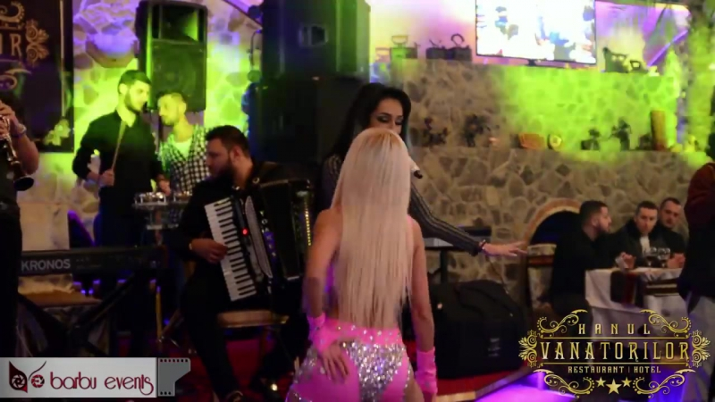 ✰ NARCISA Dans Cristina Pucean - Da-i din buci ca la turci @ Hanul Vanatorilor By Barbu Events - YouTube.mp4