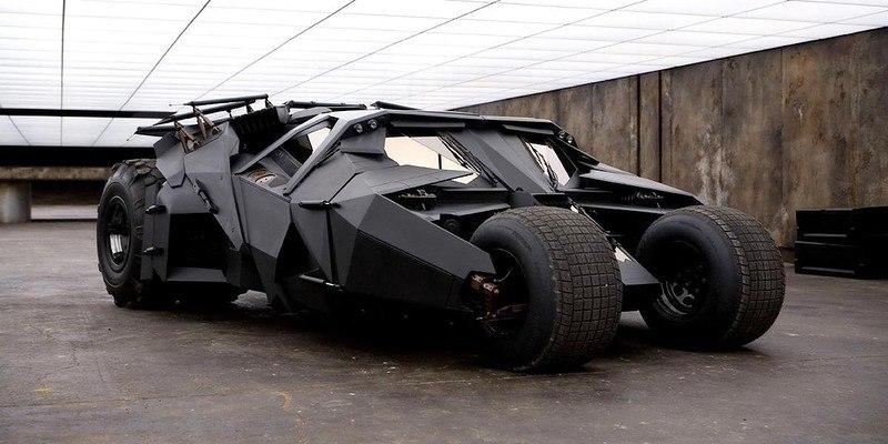 UbK5shTok0c - Все тачки Бэтмена: Как со временем изменялся Batmobile