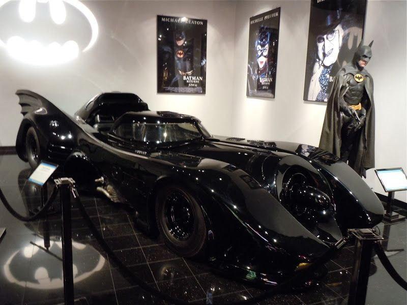 Vj86EgN5Lk - Все тачки Бэтмена: Как со временем изменялся Batmobile