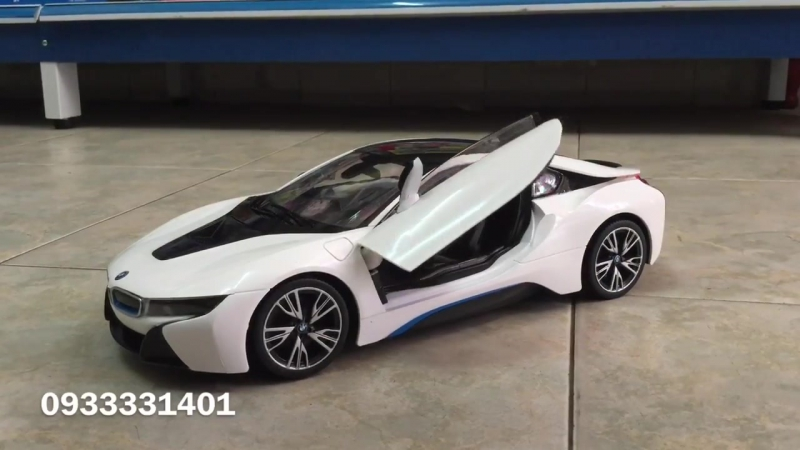 BMW i8 RC RASTAR