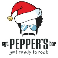 Логотип Sgt. Pepper's Bar / get ready to rock