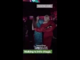 София на мероприятие «KIIS-FM Jingle Ball» организованное радиостанцией «KIIS-FM», 01.12.17