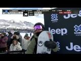Julia Marino wins Women's Snowboard Slopestyle silver _ X Games Aspen 2018