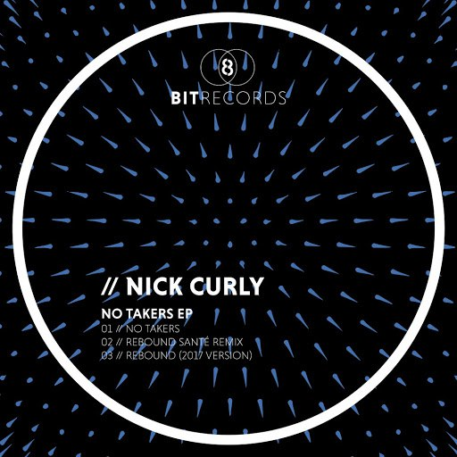 Nick Curly альбом No Takers EP