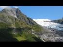 Я на леднике в Норвегии