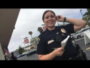 Finally a NICE cop؟ ؟ TheWomenAreNicer