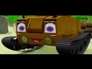Shark Taxi - мультик Шарки 1 серия