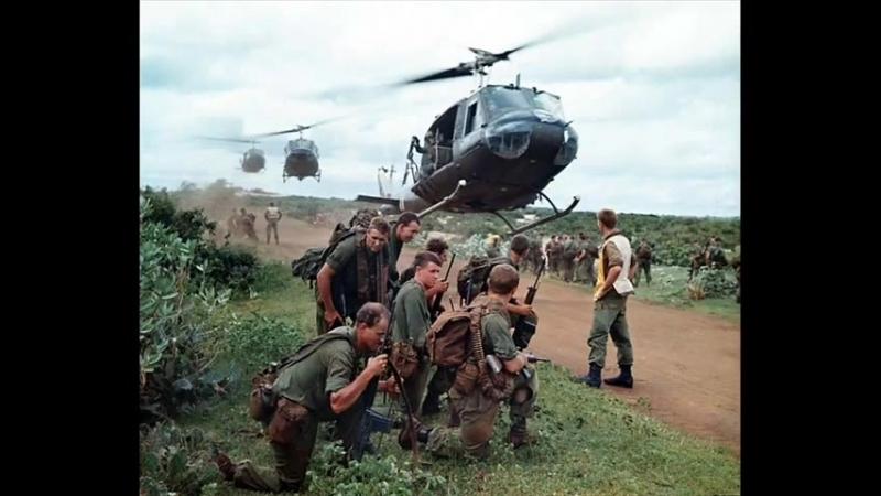 Paint it Black Vietnam War