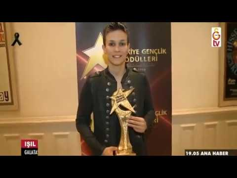 En iyi kadın sporcu ödülünü kazanan kadın basketbol takımı kaptanı Işıl Albenin açıklamaları