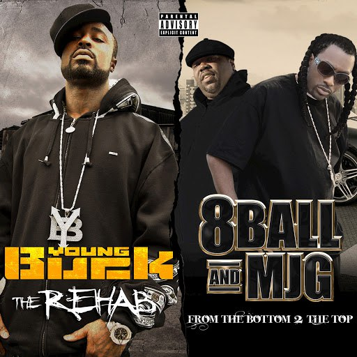 Young Buck альбом The Rehab & From the Bottom 2 the Top (Deluxe Edition)
