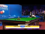 Kyren Wilson v Jamie Jones (Session 3) Last 16 Snooker World Championship 2018