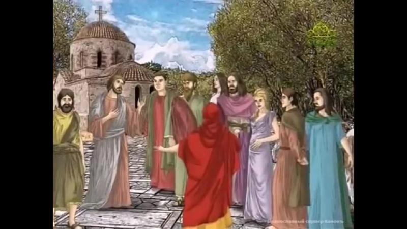 22 октября.Святой Иаков Алфеев,апостол из 12 ти.