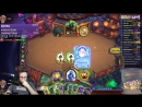 Big Clerics Turn 5 Lethal _ Kobolds Catacombs _ Hearthstone heroes of warcra