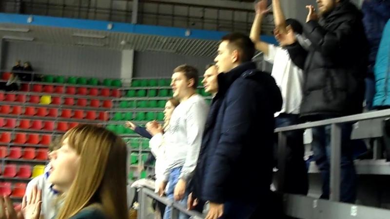 15.12.2017. Буран (Воронеж) - Сарыарка (Караганда) - 16. Но сектор L верит в лучшее)