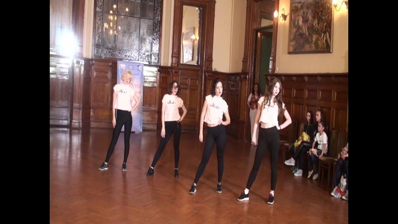 Международный танцевальный конкурс Таланты белых ночей 1 место