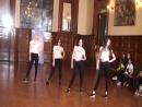 Международный танцевальный конкурс Таланты белых ночей 1 место.