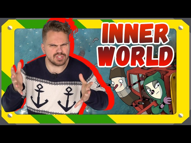 The Inner World 2 Первый взгляд от PDALIFE [ЛЕТСПЛЕЙ]