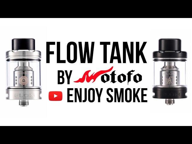 Flow Tank   Wotofo   Годная необслуга