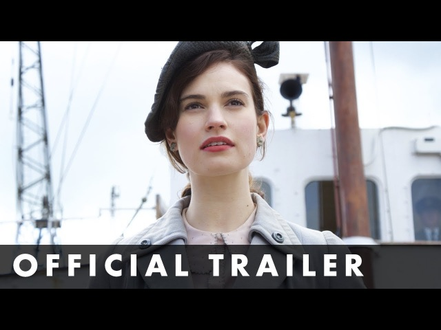 THE GUERNSEY LITERARY POTATO PEEL PIE SOCIETY - Official Trailer - Starring Lily James