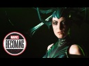 Hela Marvel Becoming Cosplayer Jessica Dru Johnson
