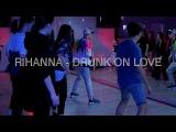 DRUNK ON LOVE feat. Uferson || MARTYNOV Sergey (choreography for Rihanna)