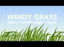 Windy Grass After Effects Tutorial Puppet Pins DUIK Augustus the Animator