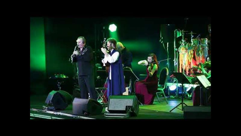 ДиДюЛя и струнный квинтет. Концерт в Crocus city hall Москва 2017