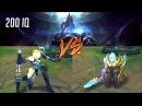 200IQ Zed VS Riven - Zed Montage 9 - Best Zed Plays 2018 LOLPlayVN   League Of Legends