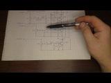 Простая цветомузыка на транзисторах