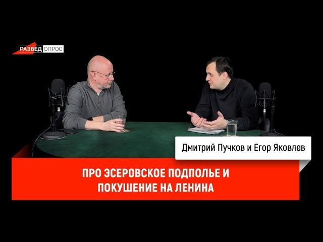 Егор Яковлев про эсеровское подполье и покушение на Ленина