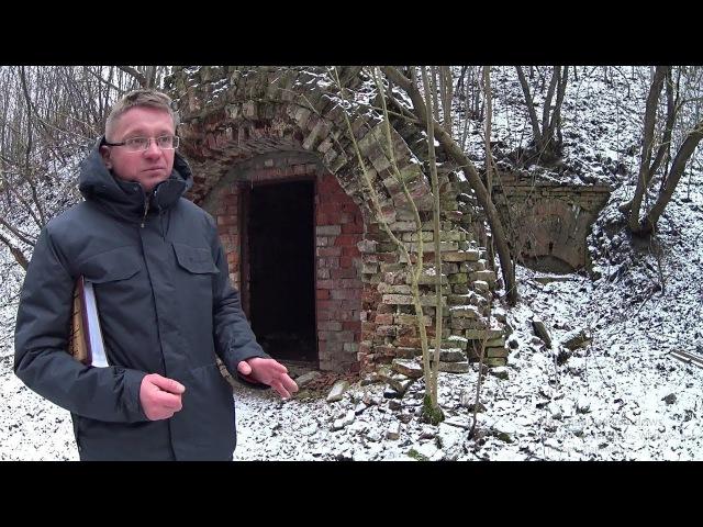 Неизвестная для туристов часть Брестской крепости. Казематы.