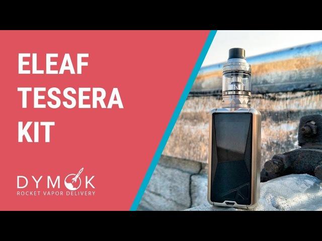 Eleaf Tessera Ello TS Kit | Красивый для новчиков