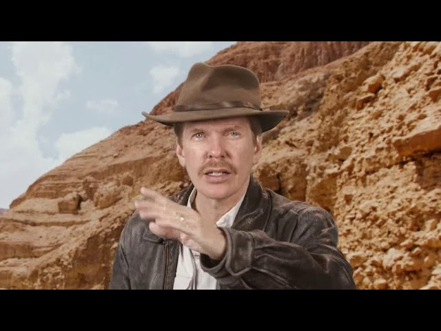 Hanson Kenneth. Археологические байки. Эпизод 7. Выкапывая Соломона