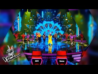 Anne-Marie & Talenten – Ciao Adios | The voice of Holland | The Liveshows | Seizoen 8