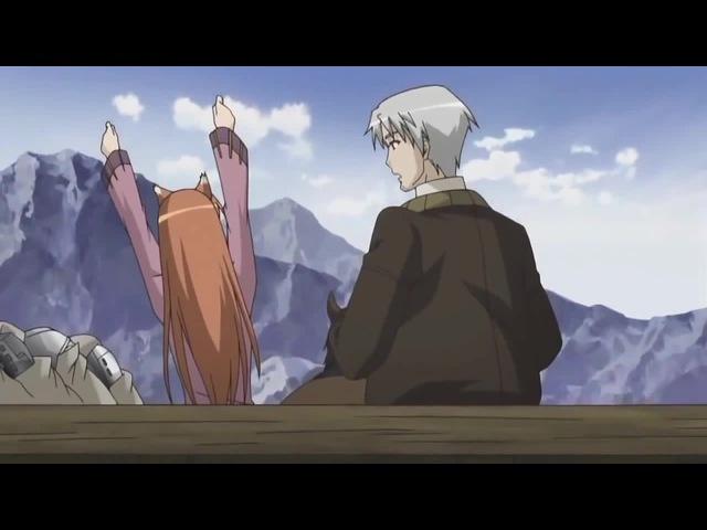 волчица и пряности / МакSсим – Дорога / AMV anime / MIX anime · coub, коуб