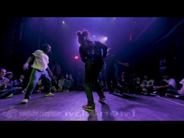 OG vs FRANKIE J FINAL HOUSE DANCE FOREVER 2017 JAPAN