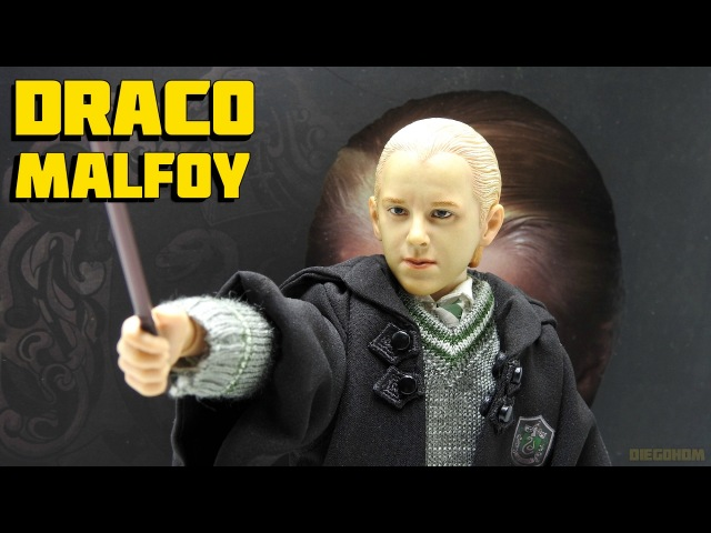 Star Ace 1/6 Draco Malfoy Review BR / DiegoHDM