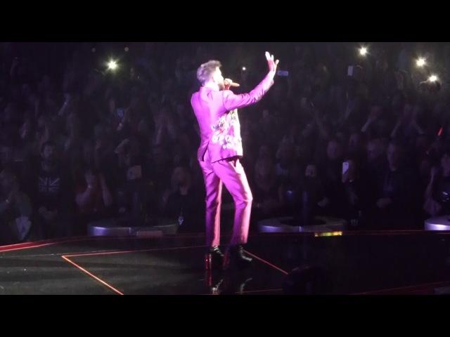 Queen Adam Lambert - Killer Queen, Don't Stop Me Now, Bicycle Race, I'm In Love With... - Wembley