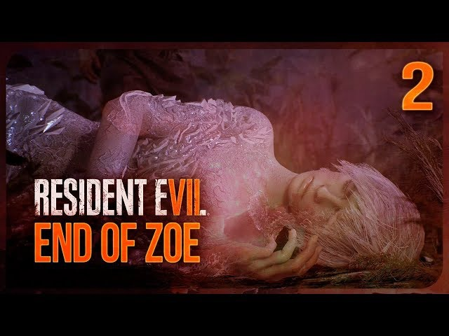 БОЛОТНЫЙ ЧЕЛОВЕК ● Resident Evil 7 - END OF ZOE 2 [PS4 Pro]
