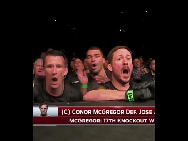 """ᴄᴏɴᴏʀ ᴍᴄɢʀᴇɢᴏʀ on Instagram: """"🔥Вот почему Конор называет себя Мистик Маком. ▶️В раздевалке перед боем с Жозе Альдо на UFC 194, Конор уже знал как в..."""