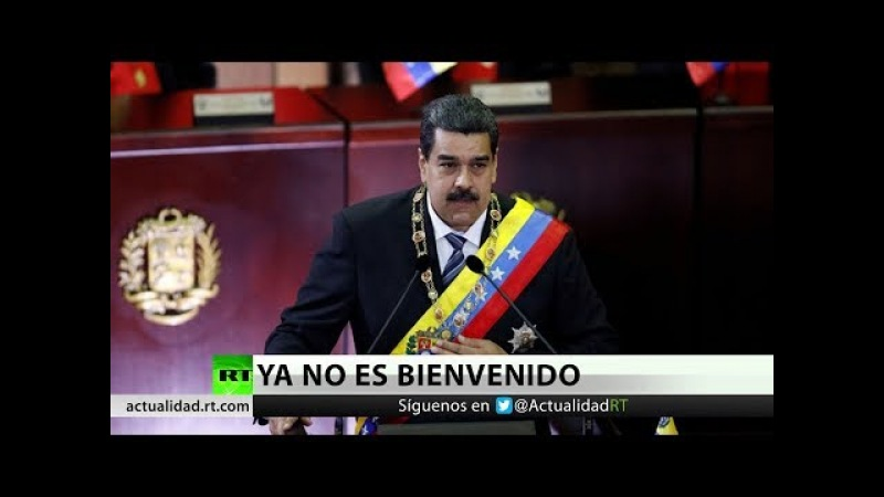 Maduro Iré a la Cumbre de las Américas, así llueva, truene o relampaguee