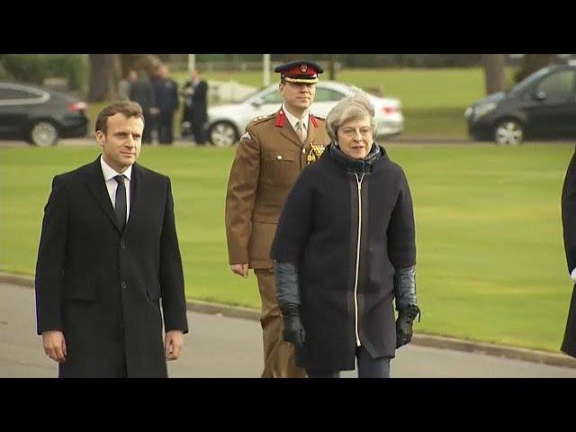 Великобритания и Франция сделают границы безопаснее
