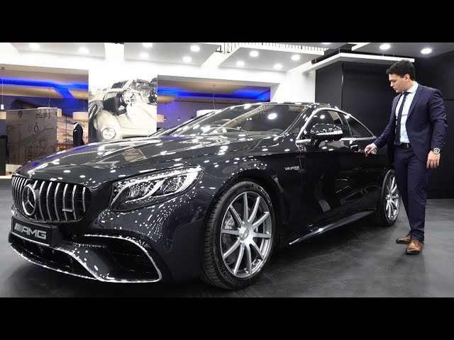 2018 Mercedes S Class Coupe NEW Full Review AMG S63 4MATIC Interior Exterior Infotainment