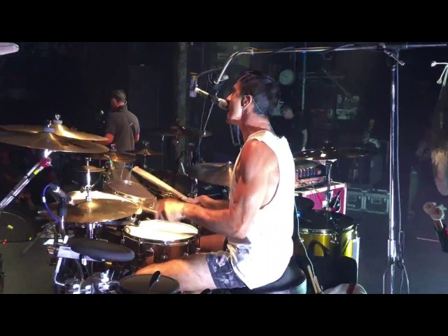 LUCIUS BORICH LIVE DRUM CAM THE RIVER SONG FULL 2018
