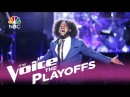 The Voice 2017 Davon Fleming - The Playoffs: I Am Changing
