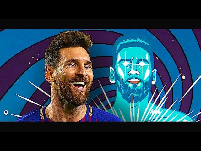 Lionel Messi 2017/18 - The MESSIAH - Goals/Skills/Assists