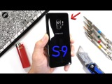 Galaxy S9 Durability Test! - Upgraded Aluminum?!