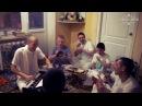 Шри Гаура-Пурнима - Гаура-бхаджан и Киртан - Александр Мороз Пр. Северодонецк, 01 марта 2018 г.